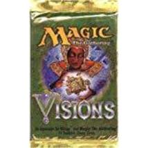 magic the gathering booster packs visions - $69.99