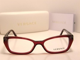 New Authentic Versace Eyeglasses VE 3150-B 897 VE3150B 897 Made In Italy... - $102.92