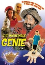 The Incredible Genie Dvd - $9.99