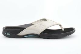 Abeo Balboa Sandals Metallic Women's Size 11  Neutral Footbed ( ) - $102.51