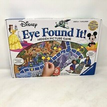 Ravensburger World of Disney Eye Found It Hidden Picture Board Game 6' Board  - $49.49