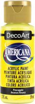Americana Acrylic Paint 2oz-Pineapple - Opaque - $6.59