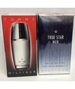 Tommy Hilfiger True Star Men Eau De Toilette 1 Oz ~ Rare!! SALE!!!! - $22.65