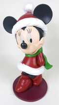 Extremely Rare! Walt Disney Minnie Mouse Christmas LE of 1885 Figurine S... - $331.50