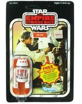Vintage Kenner Star Wars ESB R5-D4 Droid No Footer Variation Mint UNP MO... - $749.99