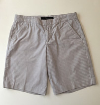 Calvin Klein Jeans Striped Shorts sz 6 - $14.84