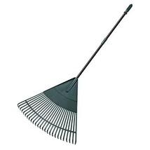 ORIENTOOLS Garden Leaf Rake, Adjustable Lightweight Steel Handle, Comfor... - $80.01