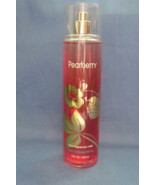Bath and Body Works New Pearberry Fine Fragrance Mist 8 oz - $12.95