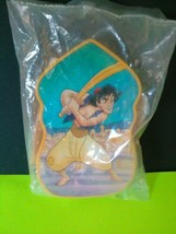 Burger King Aladdin The Series Aladdin Hidden Treasures Inflatable Toy 1994 - $4.55