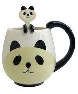 Panda Fancy Mug Cup Set with Spoon - Ceramic - $14.99