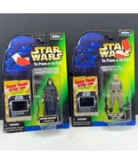 Star Wars action figure vintage Kenner lot moc Emperor Palpatine Moff Ta... - $25.74