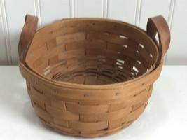 Vintage Longaberger Darning Basket 1988 24008 - $39.59