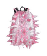 Madpax Spiketus Rex Pactor Rose Extinct Demi Paquet Sac D'École à Dos LG... - $56.09