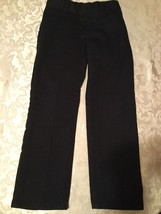 Boys - Size 10S- Sonoma pants-life+style- black uniform - $3.99