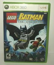 Xbox 360 Lego Batman The Videogame No Manual - $9.79