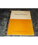 Piano Technic book 2 two Frances clark Library for Piano Students - $4.99