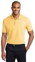 Port Authority K510 Soil & Stain-Resistant Polo Shirt - Banana - $14.38+