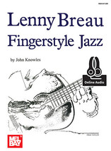 Lenny Breau Fingerstyle Jazz - $24.44