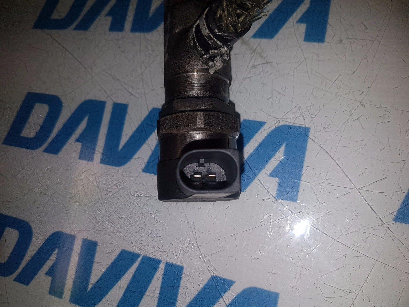 AUDI SKODA VW PASSAT 2.0 TDI 2010 FUEL RAIL & SENSORS 0281006075 / 057130764AB