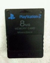 8 MB PlayStation 2 Memory Card (Sony PS2)  - $6.88