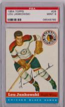 1954 Topps Lou Jankowski #28 PSA 9 P630 - $4,715.97