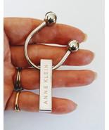 Anne Klein Silver Bar Keychain - $18.99