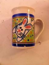 Royal Norfolk Easter Bunny Coffee Mug / CUP---SHIPS FREE--VGC - $12.97