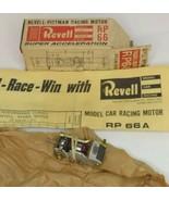 Revell Pittman Model Racing Motor RP66,12 Volt DC, Vintage 1960s New in ... - $27.71