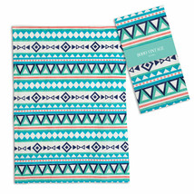 Set Of 4 Boheme Tea Towel Kitchen Dish Cloth - Bohemian Style Farmhouse ... - $35.95