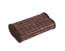 Quality Handmade Chinese Huanghuali Rosewood Tile Pillow fs700E - $3,600.00