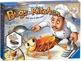 Bugs in the Kitchen - Children's Board Game, Standard - $44.99