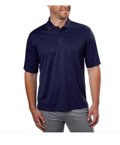 NEW Kirkland Men's Performance Polo Shirts