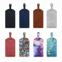 Taggy Luggage Tag Travel Suitcase Bag Id Tags Address Label Card Name Ho... - $17.98+