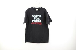 Vintage Mens Large 2005 Napoleon Dynamite Vote for Pedro Spell Out T-Shi... - $29.65
