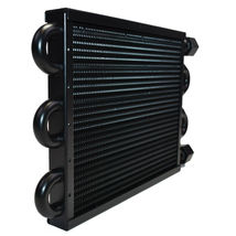 "A-Team Performance Aluminum Tube & Fin Transmission Oil Cooler, 15 1/2"" x 5"" image 6"