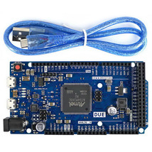 DUE Development Board 32-bit ARM Microcontroller w/ USB Cable - $26.87