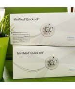 """20 total Lot of 2boxes Medtronic QUICK SET MMT-397 9*23""""(60cm) EXP2020-2... - $225.99"""