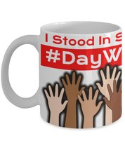 I Stood In Solidarity.# Day Without A Woman - $15.99