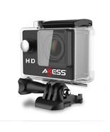 Axess HD 720p Waterproof Action Camera-Black - $61.37