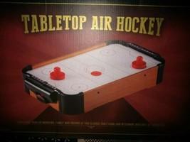 NEW Air Hockey Tabletop Game. Original Package - $12.86