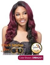 Outre Batik Duo Premium Multi Blend Weave Brazilian Bundle Hair 5Pcs - $25.49