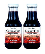 CherryFlex Liquid Fruit - 2 BOTTLES - Shipping Included - $50.95