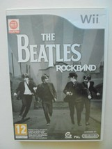 The Beatles Rockband Nintendo Wii Action Game Videogame - $9.88