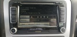 Volkswagen Golf Jetta CC EOS CD Satellite Player Radio Stereo 3co-035-684 image 9