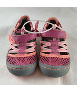 Jambu Talon Infant Sneakers size 4 mo Pink New - $14.84