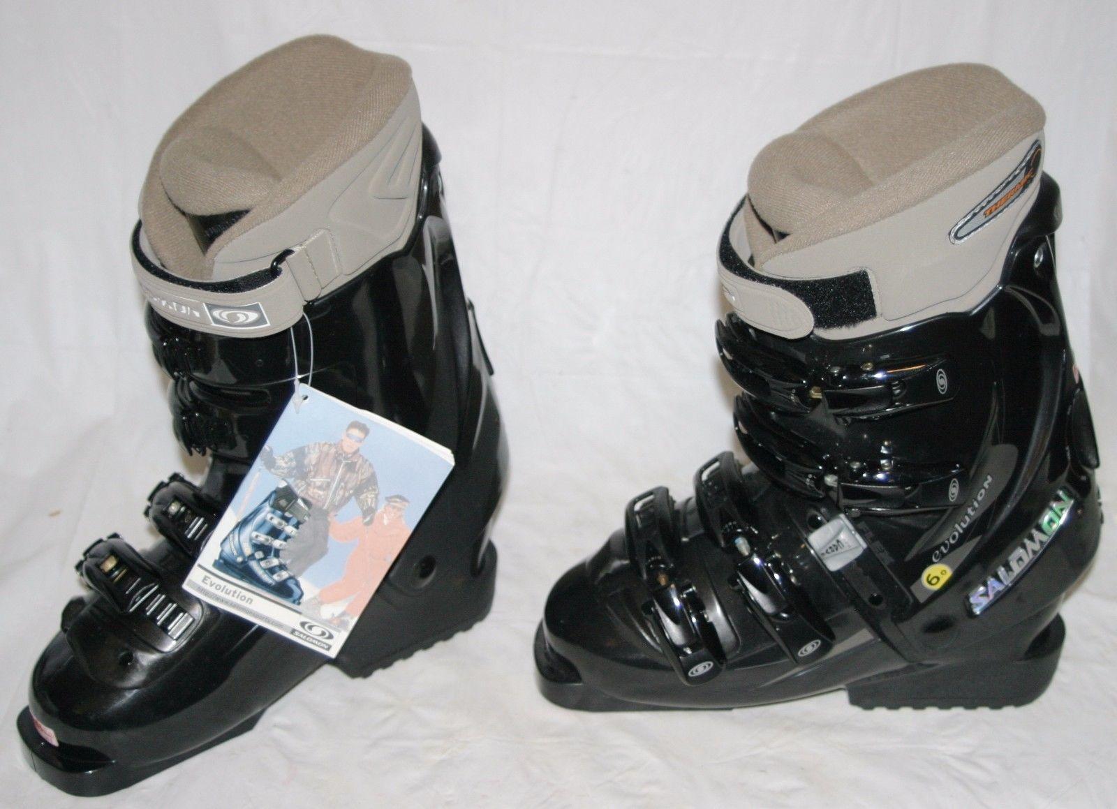 Salomon Evolution 60 Intermediate Ski Boots And 9 Similar Items