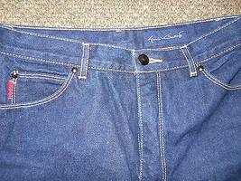 VTG 1980s Gloria Vanderbilt dark blue indigo jeans-Size 10 sku 1 - $95.97