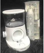 Waterpik Sonic Fusion Flossing Toothbrush & Water Flosser White no box included - $94.00
