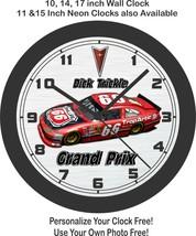 Dick Trickle Pontiac Nascar Grand Prix Wall Clock-Free US Ship - $30.68+