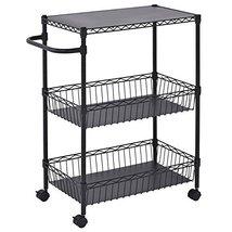 Sandusky 24x14 Utility Cart - Black - $38.04